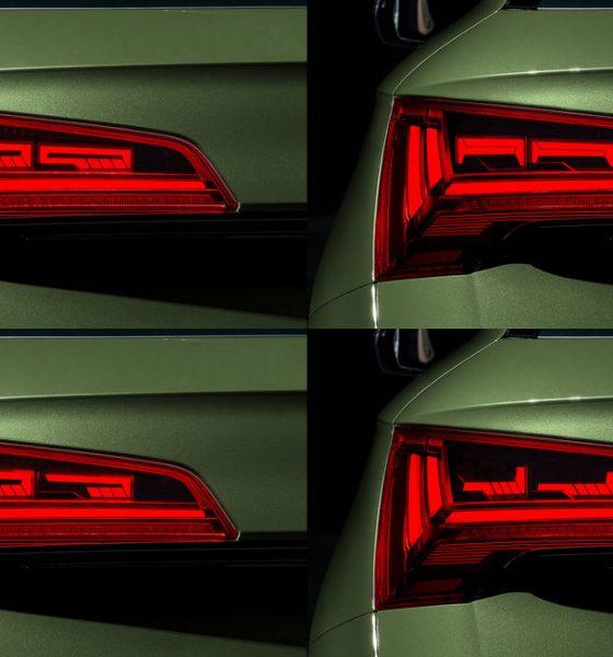 Digitálne svetlá OLED