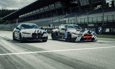 Nové BMW M4