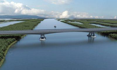 Nový most v Bratislave