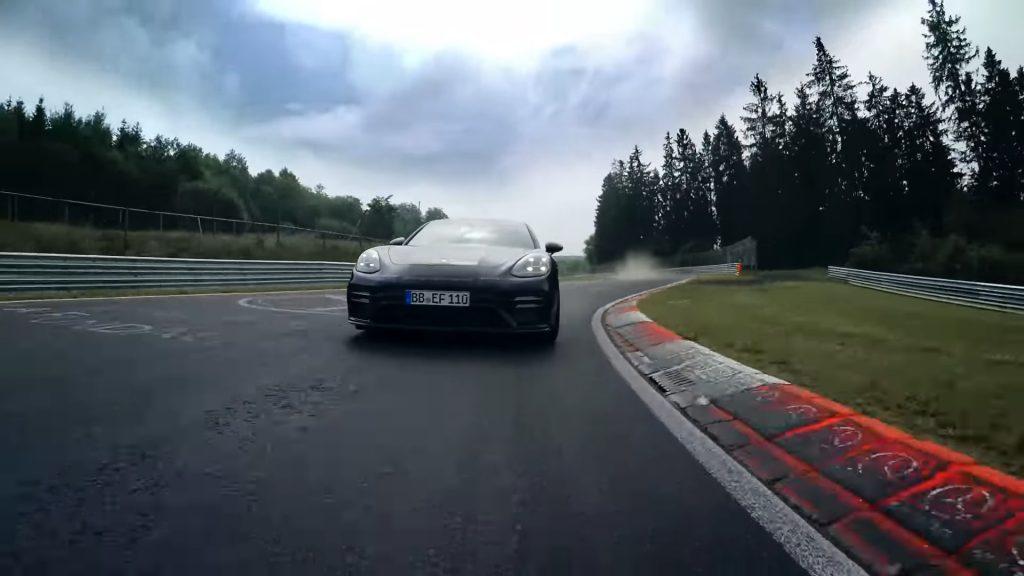 Porsche rekord