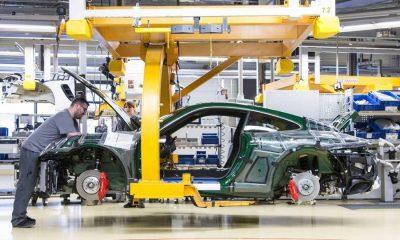 Porsche továreň